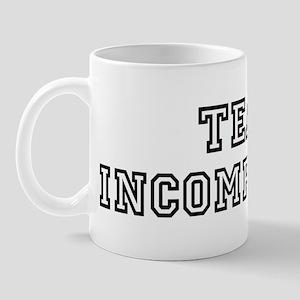 Team INCOMPETENT Mug