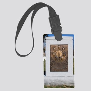 Space Shuttle Challenger memoria Large Luggage Tag