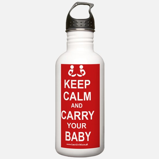 Keep Calm and Carry yo Water Bottle