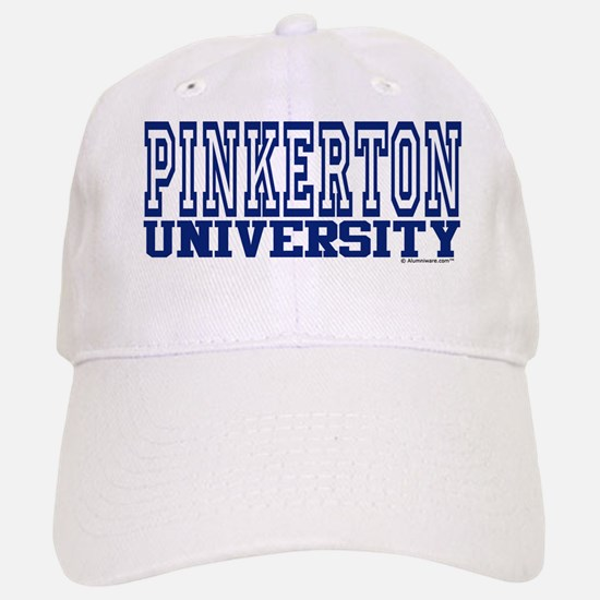 PINKERTON University Baseball Baseball Cap