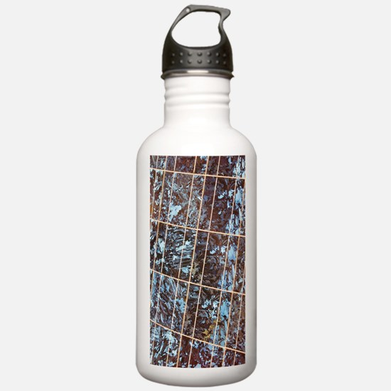 Solar panel Water Bottle