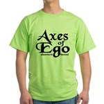 Axes of Ego Green T-Shirt