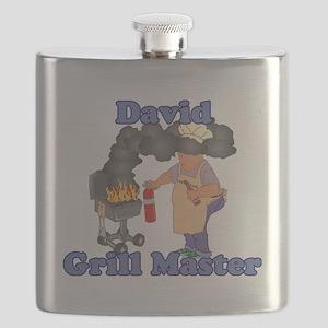 Grill Master David Flask