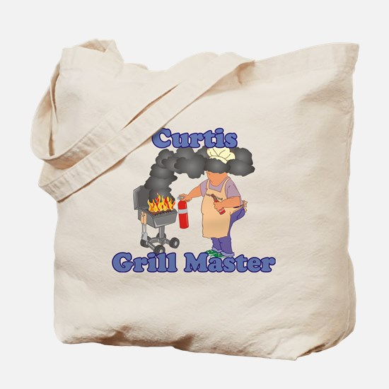 Grill Master Curtis Tote Bag