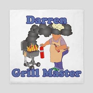 Grill Master Darren Queen Duvet