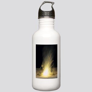 Sodium burning in air Stainless Water Bottle 1.0L