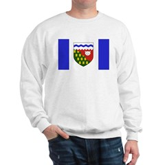 Northwest Territories Flag Sweatshirt