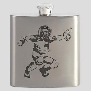 BaseballAA004 Flask
