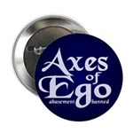 """Axes of Ego 2.25"""" Button (10 pack)"""