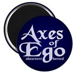 """Axes of Ego 2.25"""" Magnet (100 pack)"""