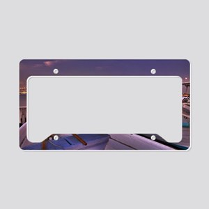 Bridge View License Plate Holder
