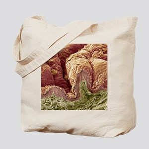 Skin tissue, SEM Tote Bag
