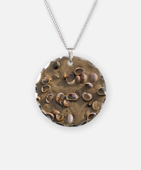 Slipper Limpet (Crepidula fo Necklace