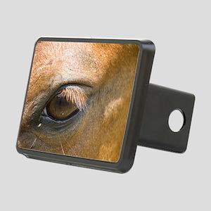 Eye of the Gelding Rectangular Hitch Cover