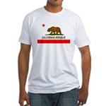 California Fitted T-Shirt