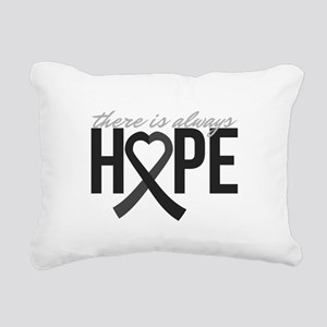 There is always hope Rectangular Canvas Pillow