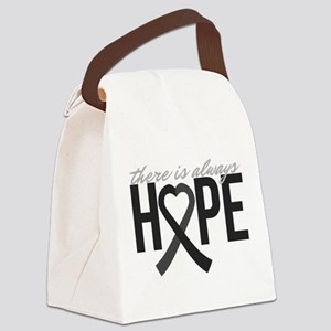There is always hope Canvas Lunch Bag