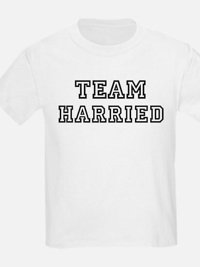 Team HARRIED Kids T-Shirt
