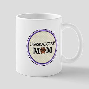 Labradoodle Dog Mom Mugs