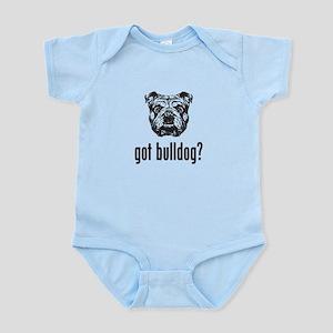 Got Bulldog? Body Suit