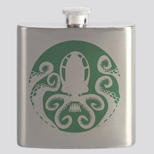 Cthulhu Flask