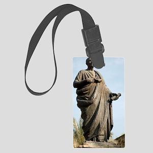Seneca, Roman statesman Large Luggage Tag