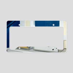 SEM specimen coating equipmen License Plate Holder