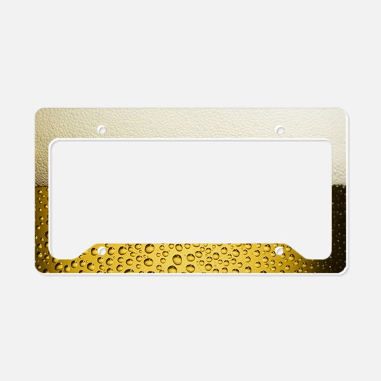 Suds License Plate Holder