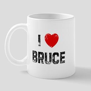 I * Bruce Mug