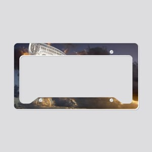 Science funding, conceptual i License Plate Holder