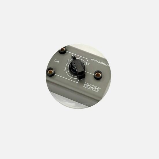 School lab rotary potentiometer Mini Button