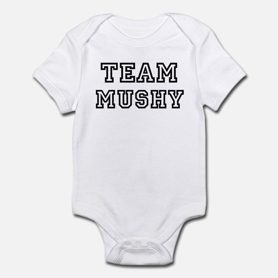Team MUSHY Infant Bodysuit