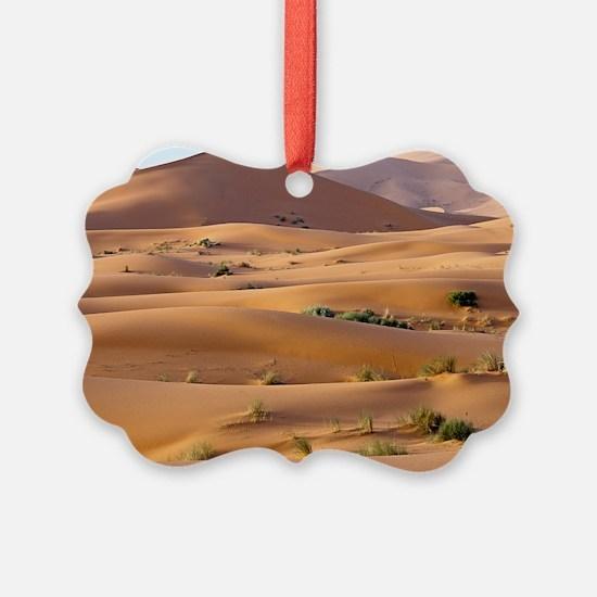 Saharan sand dunes Ornament