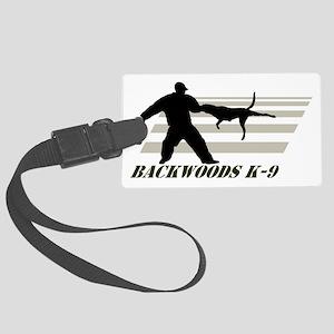 Backwoods K-9 Large Luggage Tag