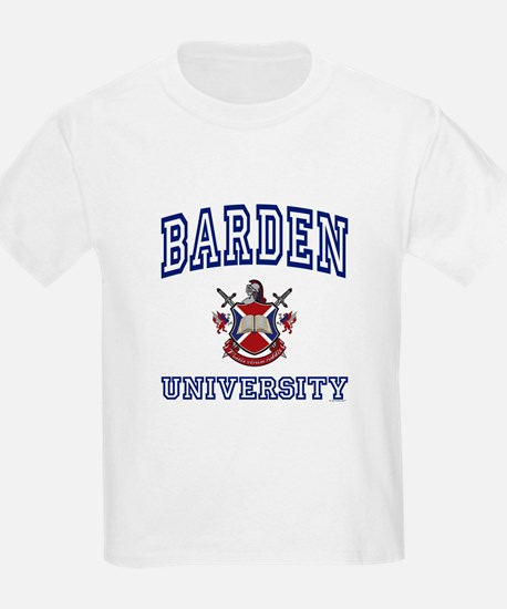 BARDEN University Kids T-Shirt