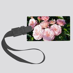 Rose (Rosa Sexy Rexy Macrexy) Large Luggage Tag