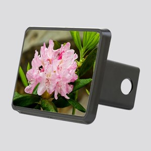 Rhododendron macrophyllum Rectangular Hitch Cover