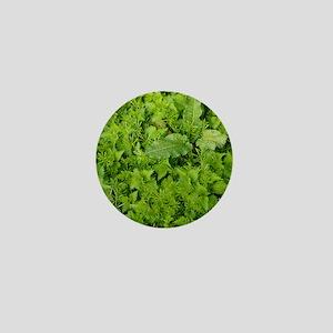 Roadside verge in spring Mini Button