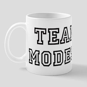 Team MODEST Mug
