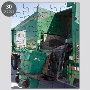Refuse collection Puzzle