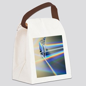 Refraction Canvas Lunch Bag