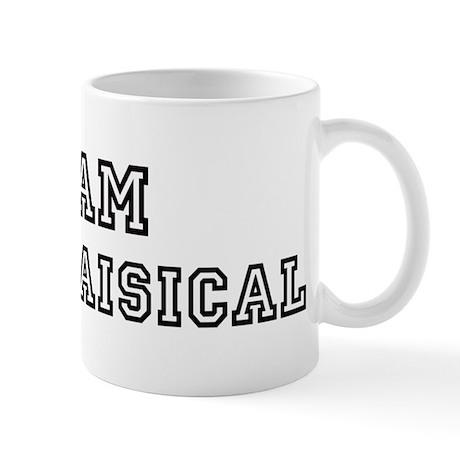 Team LACKADAISICAL Mug