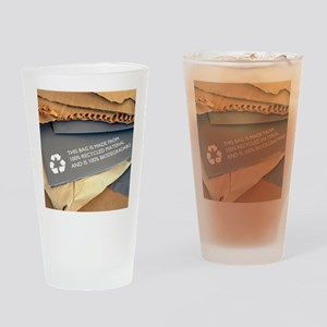 Recycled materials Drinking Glass