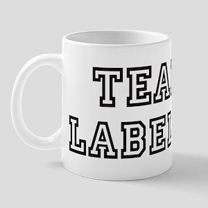 Team LABELED Mug