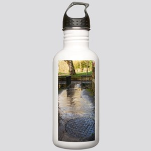 Raw sewage Stainless Water Bottle 1.0L