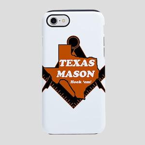 Texas Mason College Football T iPhone 7 Tough Case
