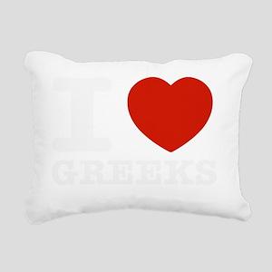 ee Rectangular Canvas Pillow