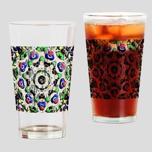 Beaches4 FF Drinking Glass
