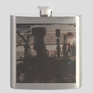 Quantum entanglement equipment Flask