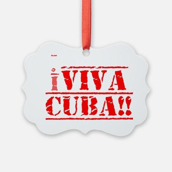 VIVA CUBA! Ornament
